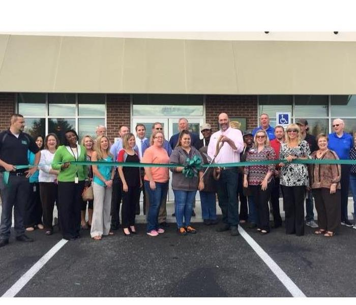 Ribbon Cutting in Christian County