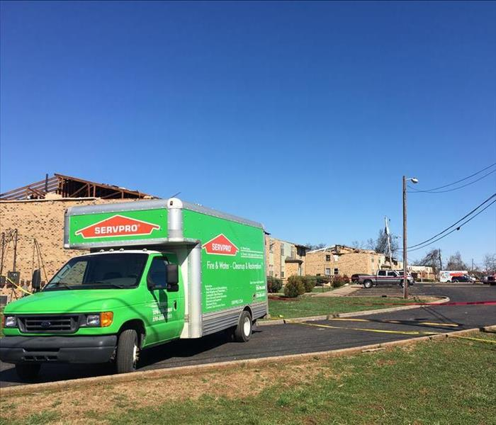 Why SERVPRO A Timeframe for Damage Restoration Response
