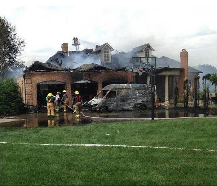 Fire Damage Does Your Homeowner's Insurance Policy Cover Fire Damage?
